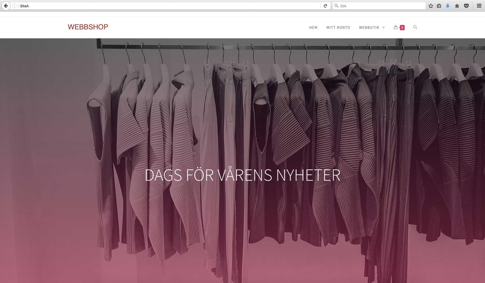 Migrera WordPress-Installation från ett webbhotell till ett annat utan plugins